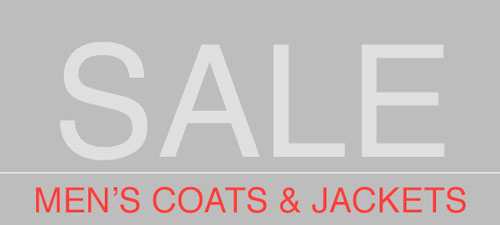 COATS AND JACKETS AT TOP PRICES
