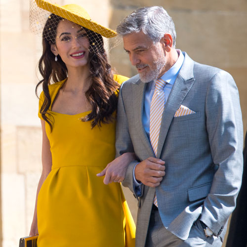 A YELLOW DRESS IS A BYWORD FOR STYLE