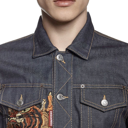 TOTAL DENIM LOOK FOR MEN