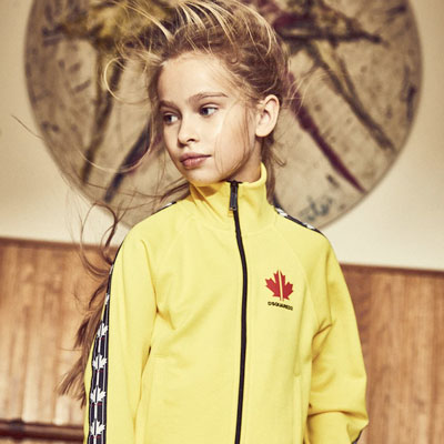 SPORTSWEAR FOR THE LITTLE ONES