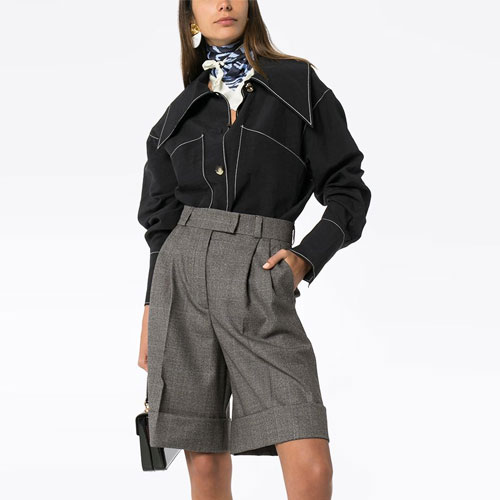 THE ELEGANCE OF SHORTS