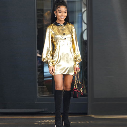 DISCO STAR BY DAY, LIKE YARA SHAHIDI